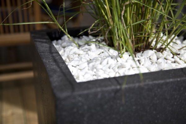 Graniittimurske 8-12mm Valkoinen