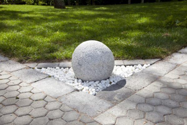 Graniittipallo 50cm